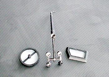 複合射出加工品(1)